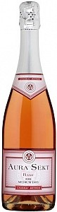 AURA SEKT BASIC ROSÉ - medium dry