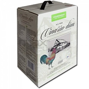 CABERNET SAUVIGNON 5L - SUCHÉ - BAG IN BOX 5L